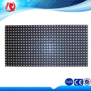 Singel White P10 LED Module for LED Sign panel Display pictures & photos