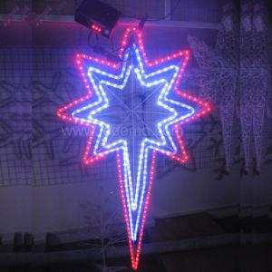 Festival Decoration LED Motif Star Light (LDM-STAR-0400) pictures & photos