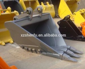 Trapezoidal Bucket for Excavator Special Bucket pictures & photos