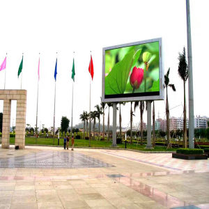 SMD P6 Outdoor Full Color LED Display HD Screen pictures & photos
