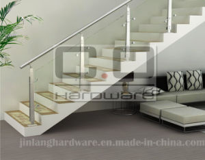 Handrail Balustrade/Handrail/Stainless Steel Fittings (CO-1075) pictures & photos