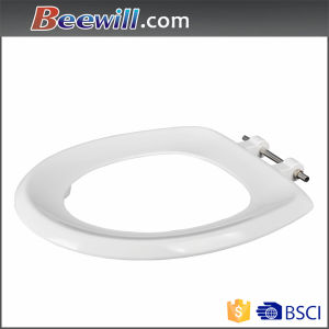 Urea Material Single Ring White Toilet Seats pictures & photos