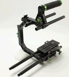 Lanparte Baseplate Base Plate C Support Cage Top Handle