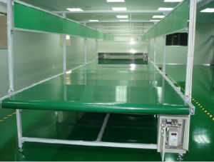 Wide Belt Conveyor for Production Line pictures & photos