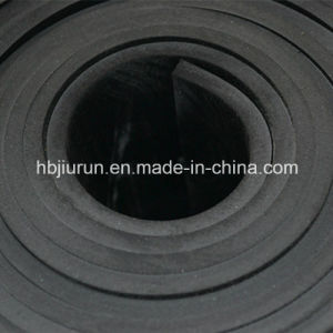 China Manufacture NBR Nitrile Rubber Insulation Sheet pictures & photos