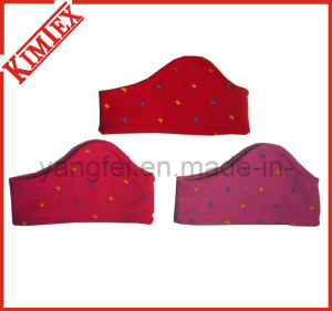 High Quality Promotion Embroidery Fleece Earband pictures & photos