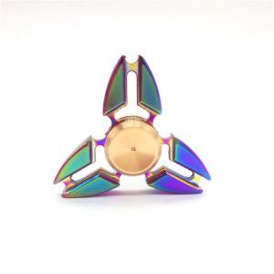 Rainbow Crab Design Fidget Spinner Zinc Alloy Beautiful pictures & photos