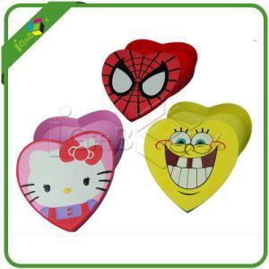 Heart Shape Cardboard Gift Box / Cartoon Box pictures & photos