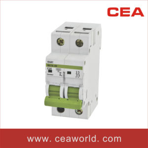 Dz47-63 C45 Miniature Circuit Breaker pictures & photos