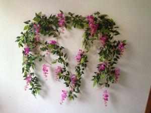 Best Selling Artificial Flowers of Westeria Gu51816967 pictures & photos