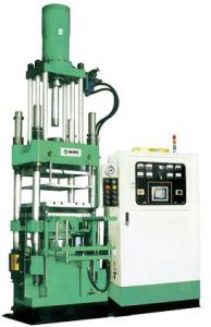 Automatic Rubber Injection Molding Press (YM-RH400)