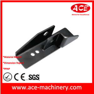 Metal Stamping Part with Black Powder Coating pictures & photos