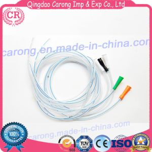 Medical Sterile Transparent Silicone Stomach Tube pictures & photos