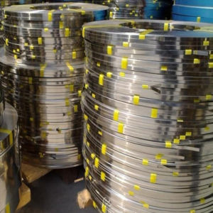 Ss430 Narrow Stainless Steel Strip pictures & photos