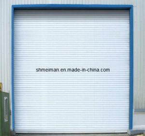 Rolling Shutter Door -2 / CE Certifed pictures & photos