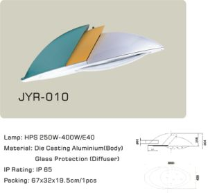 HPS400W Die Casting Aluminium Body Street Light (JYR-010) pictures & photos