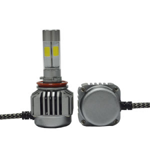 High Power LED Driver Light Auto Headlight V8 H11 4000lm pictures & photos