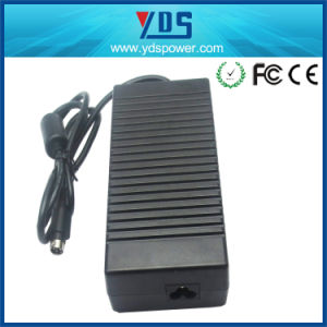 19V 7.89A Laptop Connection and DC Output Universal Power Adapter pictures & photos
