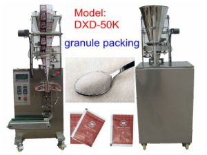 3 Sides Sealing Salt Packing Machine (PLC control; 40bag/min) pictures & photos