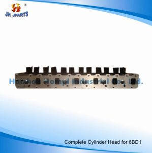 Complete Cylinder Head for Isuzu 6bd1 6bd1t 1-11110-601-1 1-12310-437-0 pictures & photos