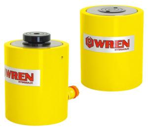 High Tonnage Single-Acting Hydraulic Cylinder