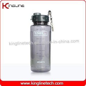 500ml/650ml/800ml/1000ml Plastic Protein Shaker Bottle, BPF Free (KL-7510) pictures & photos