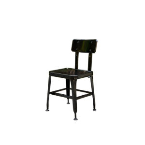 China Industrial Metal Restaurant Dining Furniture Steel Lyon Chair China C
