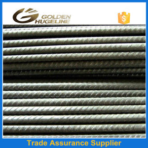 HRB400 Hot Rolled Screw Thread Steel Bar pictures & photos