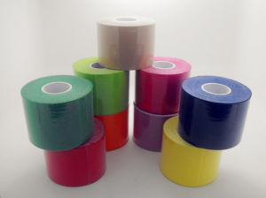 Wholesale Assorted Color Athletic Therapeutic Kinesiology Tape pictures & photos