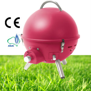 Outdoor Folding Portable Spherical Gas BBQ Grill pictures & photos