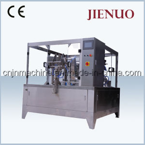 Jienuo Automatic Rotary Tea Bag Packing Machine pictures & photos