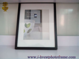 Rubber Tree Glass Photo Frame (GP14003)