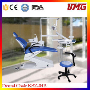 Chineses Dental Supplies Suspended Dental Chair pictures & photos