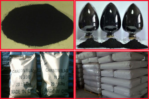 Carbon Black Granular for Rubber Industry N660 pictures & photos