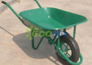 Wheelbarrows Gardening Carts and Wagons pictures & photos