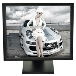 "17"" Monitor LCD with 4- Wire Touch Panel, Metal Bracket pictures & photos"