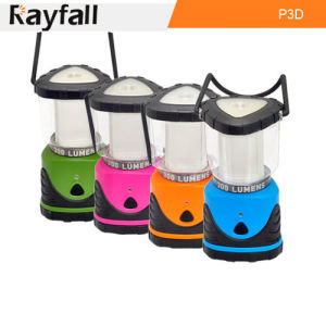 Battery Operated Outside LED Camping Lamps (Rayfall Model: P3D)