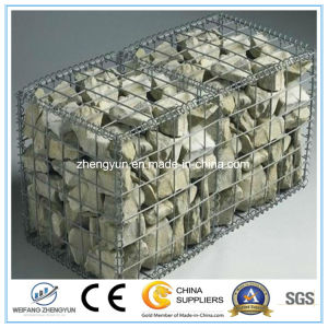 Hot Sale China Supplier Welded Gabion Box/Welded Wire Mesh Gabion pictures & photos