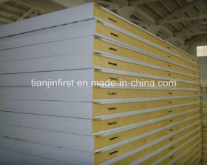 Hot Sale Fireproof Wall Sandwich Panel pictures & photos