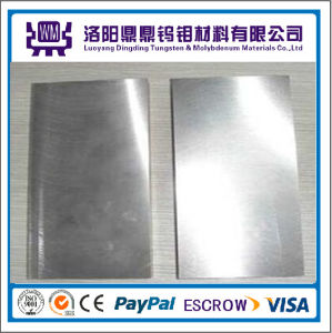 Hot Sale Molybdenum Plate for Heat Shield/Henan Factory/High Temperature Molybdenum Sheet Made in China pictures & photos