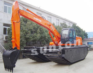 Swamp Excavator (SLW200)