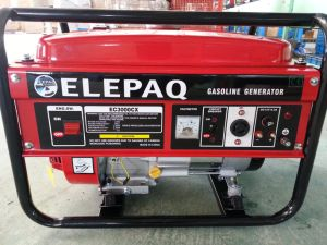 High Quality 2kw Gasoline Generator for Home Use with CE (SV2500) pictures & photos