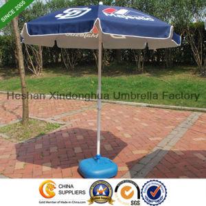40 Inch Promotional Sun Parasol Beach Umbrellas (BU-0040) pictures & photos