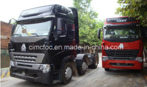 Sinotruk HOWO A7 6*2 Tractor pictures & photos