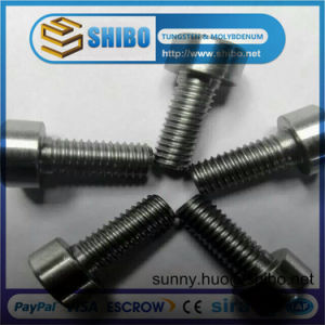 Factory Direct Sales of Molybdenum Threaded Stud and Nuts pictures & photos