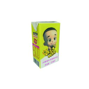 125ml Aseptic Brick Carton for Kid′s Milk pictures & photos