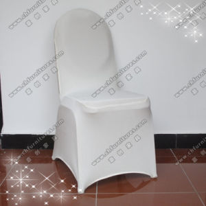 Spandex Chair Cover/Wedding Chair Cover/White Chair Cover pictures & photos