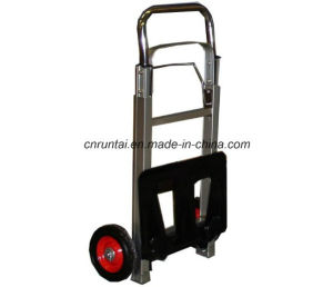 Durable Stainless Steel Construction Hand Trolley pictures & photos