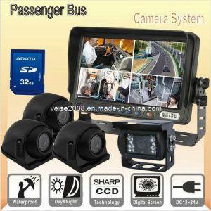 Passenger Bus DVR Quad Rear View System (DF-7370AI314DVR) pictures & photos