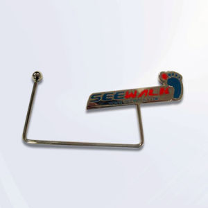 Factory Direct Source of Custom Bag Hook Hanger pictures & photos